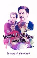 Irondad & Spiderson · One-Shots by catpellets