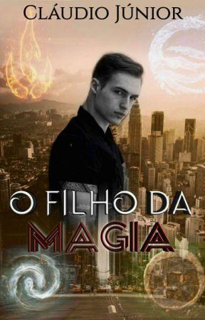 O Filho da Magia by lclaudiojr