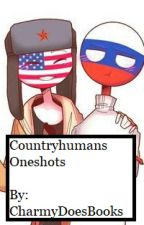 Countryhumans Oneshots  by CharmyDoesBooks