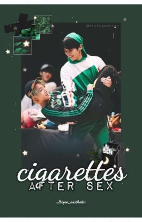 Cigarettes after s*x by Jhope_aesthetic