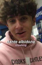 Crushing - Dante Albidone by secretlydisguised