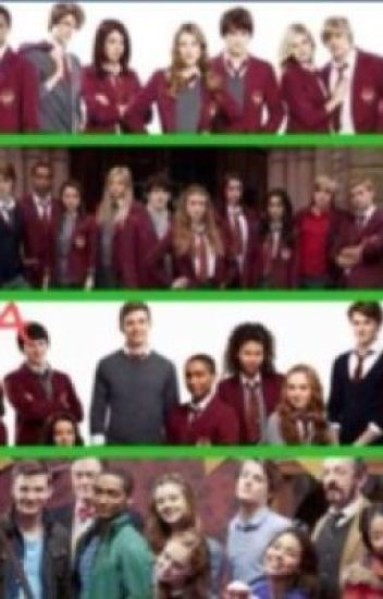 House Of Anubis - back for college