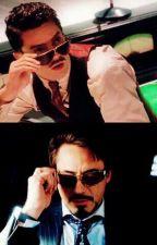 Watching Tony Stark by Gracious_Hope