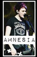 Amnesia by BlueCupcake14