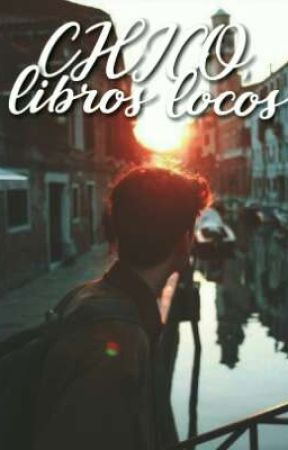 CHICO,libros locos by -JxngHxsxxk-