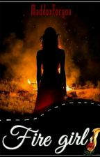 Fire Girl by drewjm1975xx