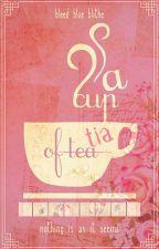 a cup of tia by bleedblueblithe