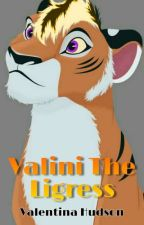 TLK: Valini the ligress by valini_maraj