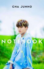 Notebook | Cha Junho •Unfinished• by yorangdannn