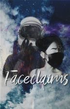 Faceclaims  ↠ POC by hazuuuh