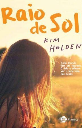 Raio de Sol - Kim Holdem by JanainaNascimento487