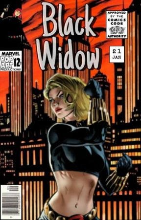 BLACK WIDOW ➰ marvel fanfiction by -wandis