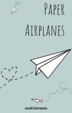 Paper Airplanes by xoxK3eiraxox