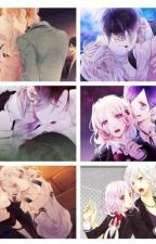 Diabolik lovers x reader by julijuanah