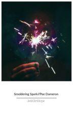 Smoldering Spark// Poe Dameron by JediGirlHope