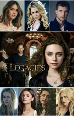 Heroes. Villians. Whatever (Legacies: Season One) by HeartofVengeance