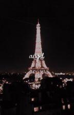 angel (polarr filters) by corystopanga