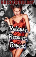 Relapse, Recover, Repeat (TVD: Damon/Zac Efron/MGK) by BeckySmolder