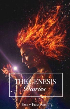 THE GENESIS DIARIES by -CaptainObvious-