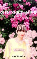 Go get her | Kim Sihoon by yorangdannn