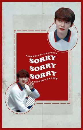 ² | SORRY ✦ h.yj + c.yj (hiatus) by -xoxolovearmy