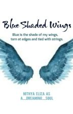 Blue Shaded Wings by a_dreaming_soul