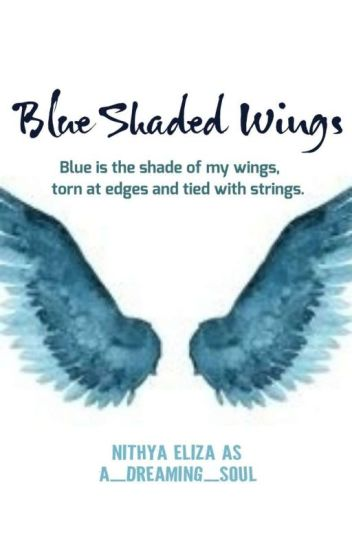 Blue Shaded Wings