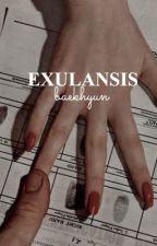 Exulansis • Byun Baekhyun  by SmokeyBaekhyun