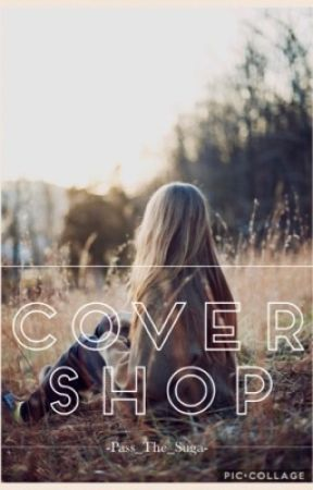 >Cover Shop<  by -Pass_The_Suga-