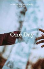 One Day {Mitchel Cave} by TheNamesRyanxx