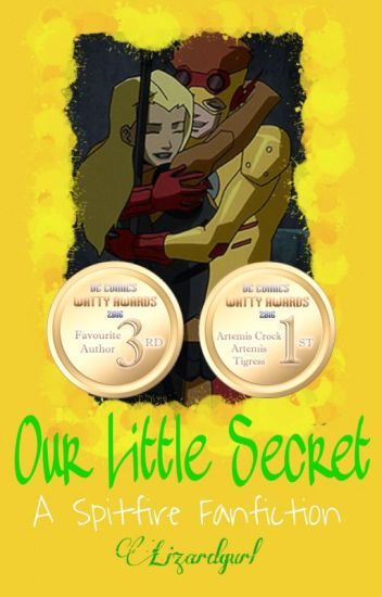Our Little Secret (A Spitfire Fanfiction)
