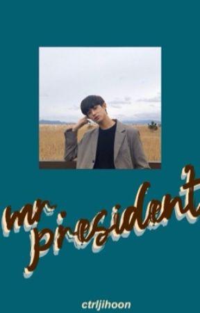 mr. president? ➳ k.my by ctrljihoon