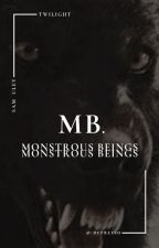 MONSTROUS BEINGS; SAM ULEY by -depresso