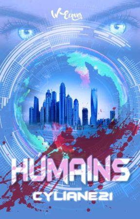 Humains by Cyliane21