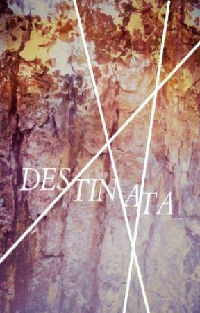 Destinata [Freshman Fifteens Winner] by wordshipwrecks