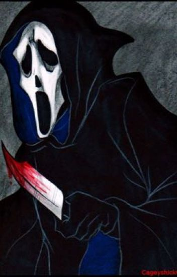 Do you like scary movies? (Ghostface Male reader x Small