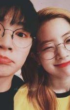 FAKE LOVE ( K.DH & I.JB) by chanhyun28