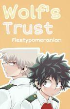Wolf's Trust | Bakudeku by FiestyPomeranian