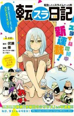 [Manga] Tensura Nikki Tensei Shitara Slime Datta Ken