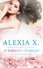 Falling for Sakura: A Seductive Proposal (The Princetons, #2) by AlexiaPraks