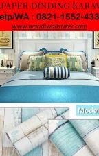 LIMITID EDITION, Telp/WA: 0821-1552-4336 , Agen Wallpaper Stiker Karawang by HarisKrwShop