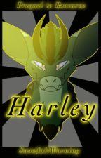 Harley (WIP) by SnowfallWarning