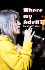 Where my Advil? by Ughbilliefan