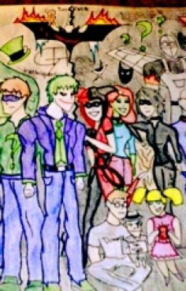 Gotham High?.... More Like Arkham High