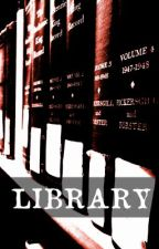 LIBRARY by JezzCee