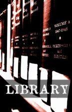 LIBRARY by JezzCee