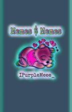 Memes $ Memes by IPurpleMeee_