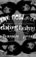the new girl,dating Destery by mayday_parade