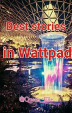 Best Wattpad stories by lady_red02