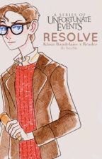 Resolve ➸ Klaus Baudelaire x Reader by SeraSki